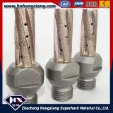 Diamant-Bohrmeißel/Diamant-Prägescherblock für CNC-Maschine