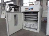 Incubateur populaire et petit d'oeufs de poulet de Digitals hachant la machine Kp-8