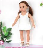 Маленькая девочка виниловая кукла Farvision 18-дюймовый пользовательский кукла