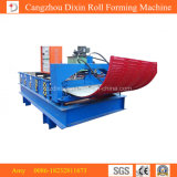Machine sertissante de feuille de toiture de Dx avec le certificat de la CE