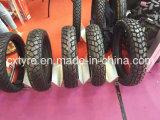 La CCC / DOT / ISO de pneus pour motos certifiées et le tube (3.00-17, 4.60-17 4.10-18 3.0-18,,, 4.60-18)