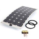 La mejor tarjeta del panel solar suave flexible de la tecnología ETFE Sunpower