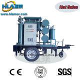 De Vpm purificador de petróleo elétrico controlado automaticamente com reboque móvel