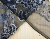 Ткань шнурка цветка вышивки способа для Одевать повелительницы
