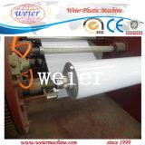Máquina de extrusão de folha rígida de película transparente de PVC de 5 rolamentos de PVC