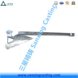 Ankers de Van uitstekende kwaliteit van het Afgietsel en van de Ploeg van het Roestvrij staal van de Fabrikant van China