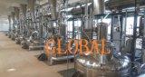 Máquina erval chinesa automática da extração do extrator do alcaçuz do aço inoxidável