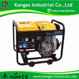 새로운 Technology Portable 및 Silent Gasoline Generator