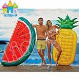 Поплавки арбуза раздувного лимона фламингоа единорога Пегас бассеина плавая