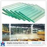 1-19mm verre flotté clair pour Windows/Porte/bâtiment/travaux de construction