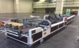 Machine automatique de Gluer de dépliant de carton à grande vitesse de Bas-Blocage