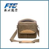 Bolsa / Saco de câmera acolchoada com suporte médio para câmera
