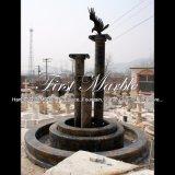 Fontaine de corail de fleur pour l'université et l'université Mf-1015