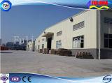 Taller de la construcción de la estructura de acero para la industria