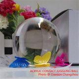 Dsjuggling 55mm de acrílico transparente bolas de malabares de contacto