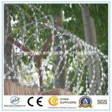 Китай все виды материальной колючей проволоки бритвы лезвия предохранителя