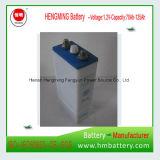 batería de níquel-cadmio recargable 1.2V 100ah para el sistema eléctrico de reserva