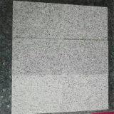 Granit blanc flammé bon marché G603 pour pavage