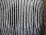 Corde de fils en acier galvanisé câble 6X19s+FC