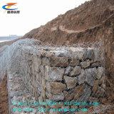 Gabionの網、Gabionの壁、高品質のGabionボックス