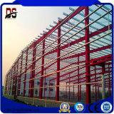 Strutture di costruzione d'acciaio di basso costo per il magazzino di industria