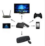 Neuester Mxq 4K androider Fernsehapparat-Kasten voll einprogrammiert Media Player mit drahtloser Tastatur
