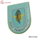 Logotipo personalizado de impresión Pin de la solapa de regalo de la promoción (LM1137)