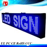 Afficheurs LED de la couleur rouge P10