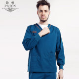 高品質Hospital ScrubsかHospital Nurse Uniform/Top Medical Scrubs