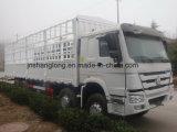 Ventes chaudes de camion de cargaison de Sinotruk HOWO 8X4