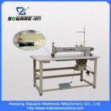 Etiqueta Zigzag máquina de coser de colchón para el brazo largo