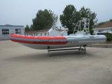 Aqualand 22feet 6.5mの堅く膨脹可能なモーターボートかダイビングまたはレスキューまたはパトロールまたは肋骨のボート(RIB650B)