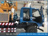 YDC-2B1 montés sur camion PLATE-FORME DE FORAGE DE PUITS D'EAU