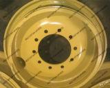 آلة تمهيد حافّة 24-10.00/1.7 [أتر] عجلة مع [3-بك] نوع لأنّ [140غ]