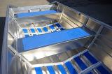 De populaire Vissersboot allen van het Aluminium van het Type Gelast met Vierkante Gunwale en RubberDeklaag