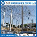 Cusomized P235/345 Taller de bastidor de acero prefabricada Gms-Ss1078-L con hojas de acero corrugado o panel sándwich