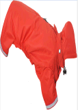 Jupe extérieure de polyester de l'hiver de crabot avec le capot