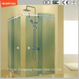 調節可能なステンレス鋼フレーム6-12の緩和されたガラスの簡単な滑走のシャワー室、シャワー機構、シャワーの小屋、浴室、シャワー・カーテン