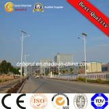 100W Solar Street Light Pole LED Garden Light Designer Street Lighting Polares