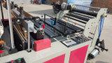 Bolso automático de Sealling de la parte inferior del canal de Siggle que hace la máquina