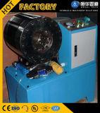 중국 베스트셀러 호스 주름을 잡는 기계 또는 판매를 위한 기계장치 호스 주름을 잡는 기계 설계하기