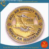 Moneta di modo di promozione dell'OEM vecchia del premio di sfida militare del ricordo