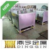 Os tanques de aço inoxidável para alimentos/Química/Óleo