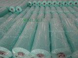película de empacotamento do milho da ensilagem da cor verde de 750mm