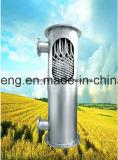 Échangeur de chaleur de Plaque-Ailette pour le produit chimique de pétrole, industrie alimentaire