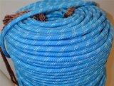 Fibra Rawwhite di UHMWPE e fibra di UHMWPE tinta stimolante nello Special della rete da pesca