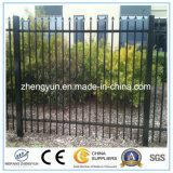 2017 galvanizou a cerca ao ar livre do ferro feito/cerca de aço