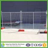 Anping Fatory Hot Inmersive Galvanized Temporary Fence for Sale