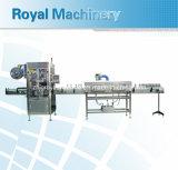 Machine à étiquettes automatique de chemise de rétrécissement de chaleur avec le tunnel de rétrécissement et le générateur de vapeur
