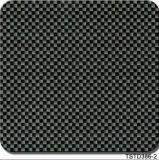 Impression hydrographique Tstd24-1 d'Aqua de films d'impression de transfert de l'eau de film de fibre de carbone de largeur de la qualité 0.5m/1m de Tsautop
